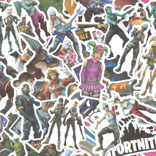 Buy Fortnite Stickers Online