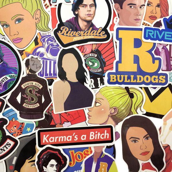 riverdale tumblr stickers
