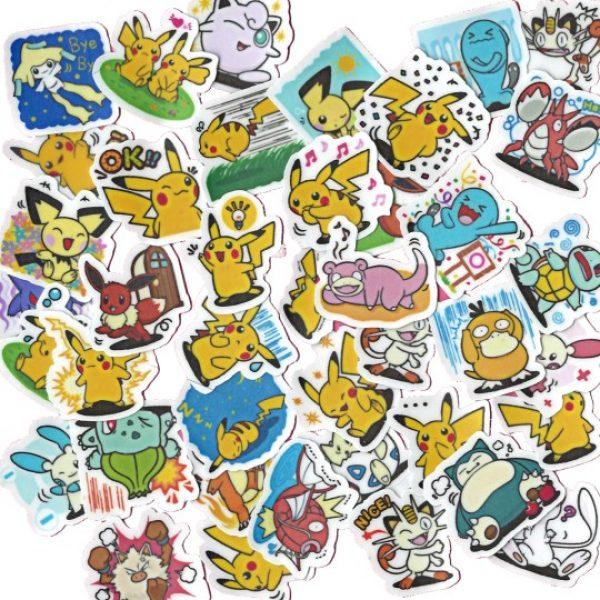 Cute Laptop Stickers