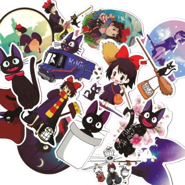 Anime Stickers